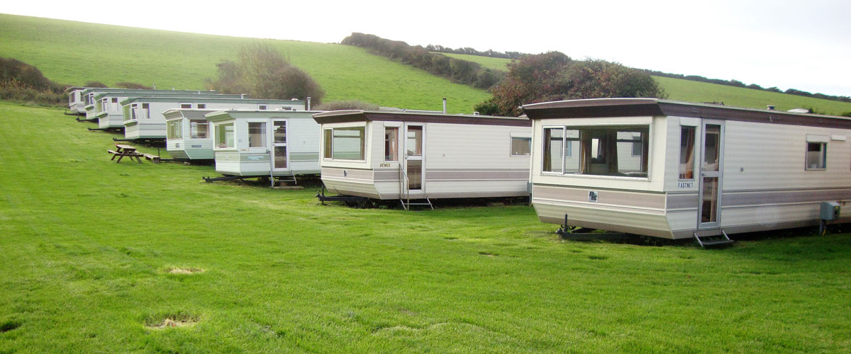 Caravan Holidays on the Isle of Wight